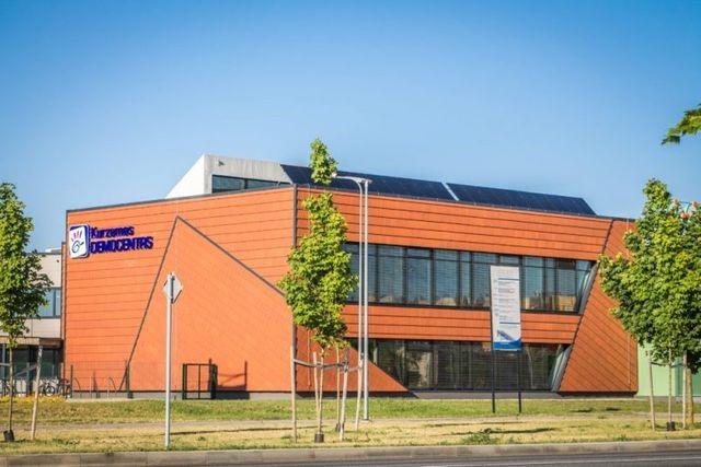 Ventspils augstskolas ziāntnes centrs